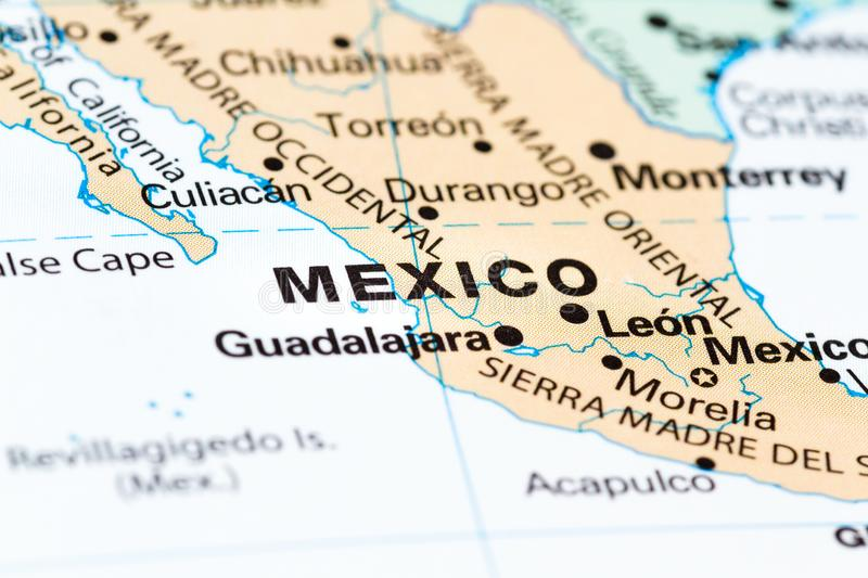 download mexico city on a map stock photo image of focus discover 104679968