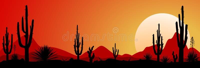 mexico desert sunset 1 stock vector illustration of mountains rh dreamstime com Morning Sunrise Clip Art Mountain Sunrise Clip Art