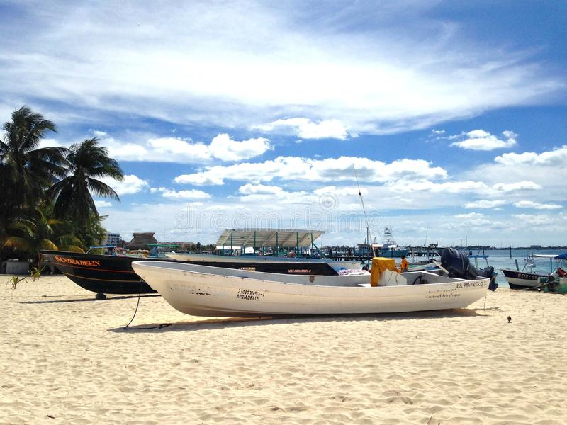Mexico, island royalty free stock image