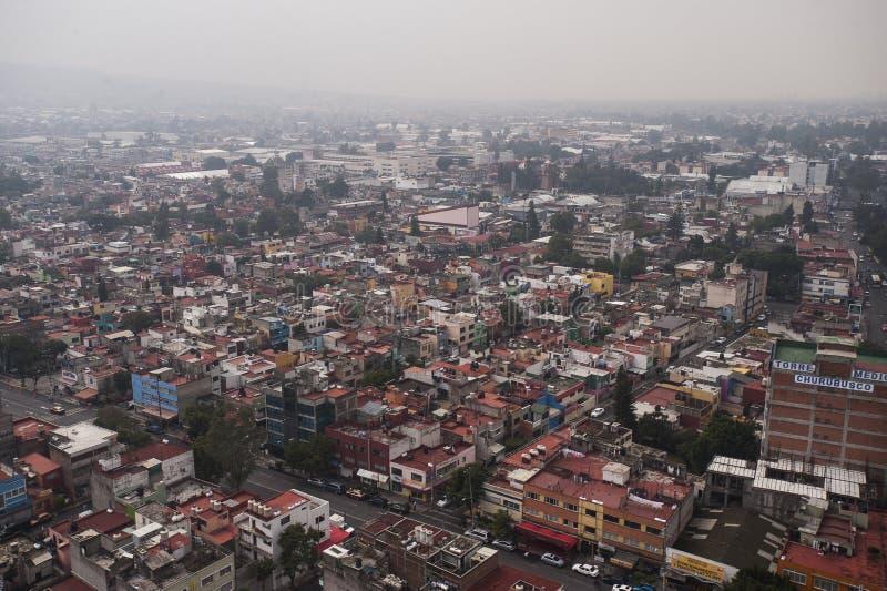 Mexico - stad royaltyfri bild