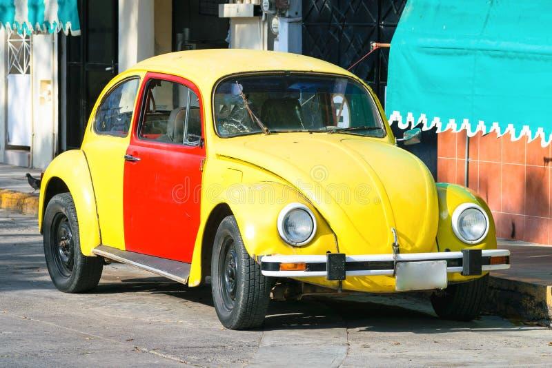 Mexikaner Volkswagen lizenzfreie stockfotografie