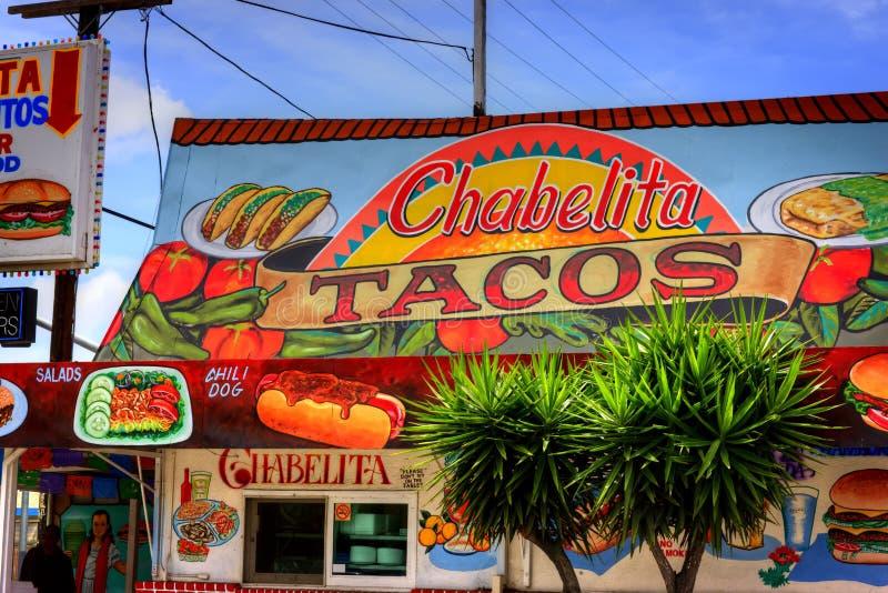 Mexikanische Gaststätte