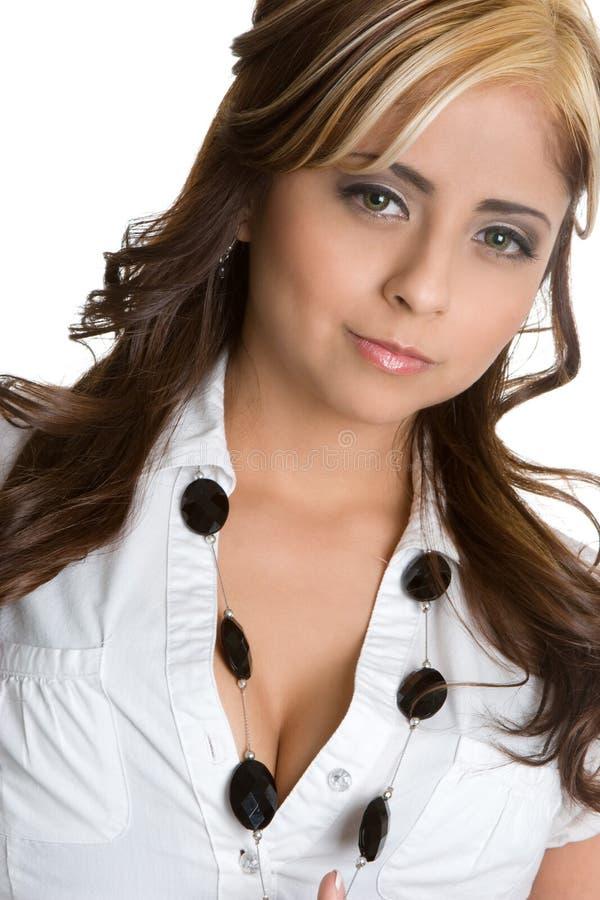 Mexikanische Geschäftsfrau stockbild