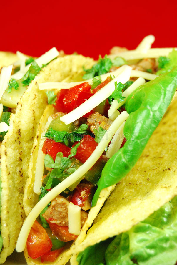 Mexikanische Nahrung lizenzfreie stockbilder