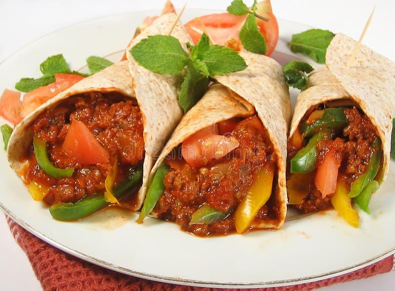 Mexikanische Nahrung stockbilder