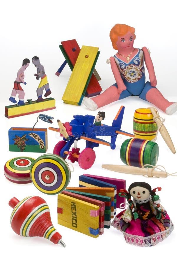 Mexikanische Spielwaren stockfoto