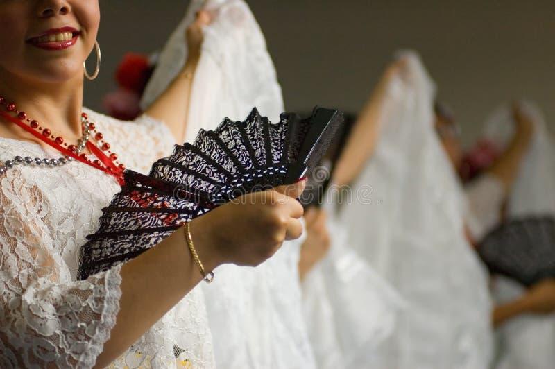 Mexikanische Tänzer lizenzfreie stockfotografie