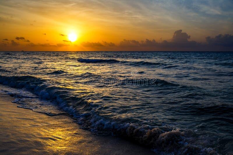 Mexikanischer Strand lizenzfreies stockfoto