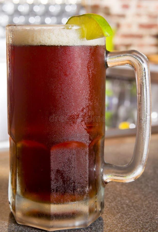 Mexikanisches Bier lizenzfreie stockbilder