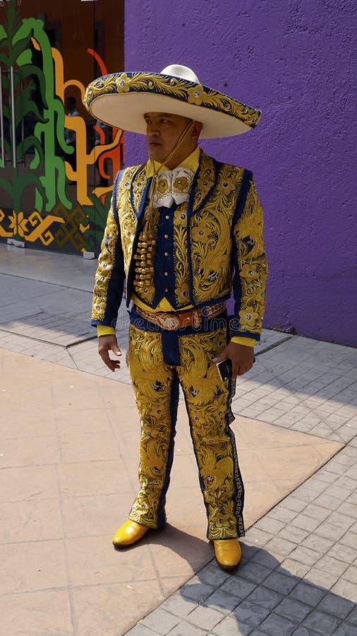 Mexikanisches Charros lizenzfreies stockfoto