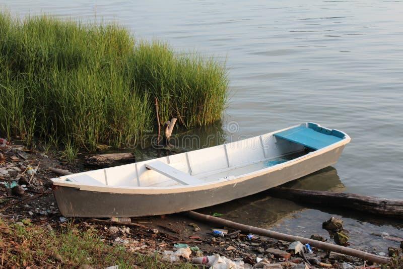 Mexikanisches Fischerboot stockfotografie