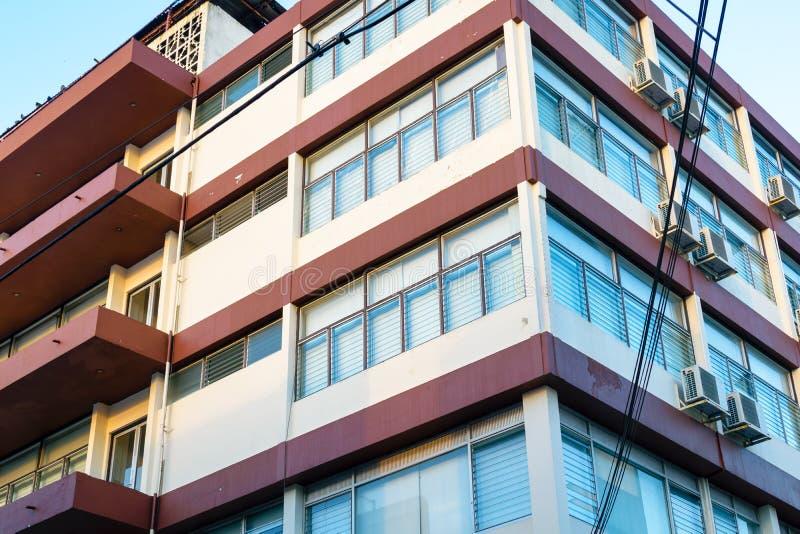 Mexikanisches Gebäude lizenzfreie stockbilder