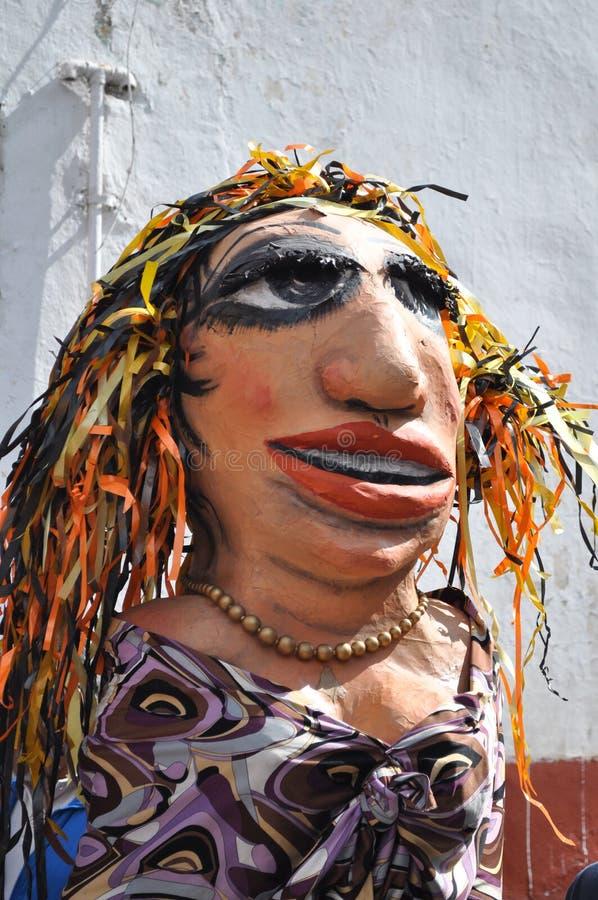 MexikanMojigangas docka royaltyfri fotografi