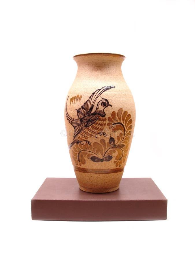 mexikansk vase arkivfoto