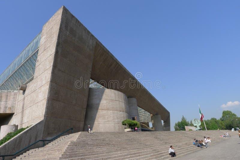 Mexiko- Cityauditorium lizenzfreies stockbild