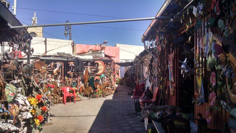 Mexiko-Markt stockfotografie
