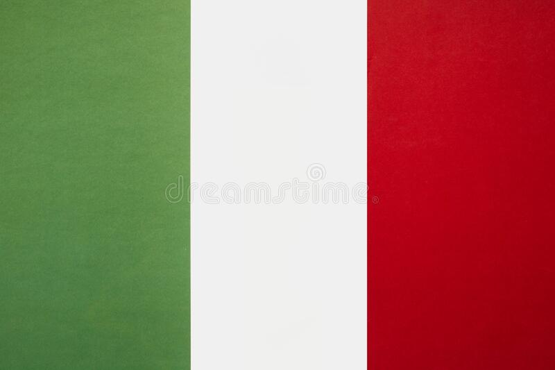 Mexinan flag with cinco de mayo sign on it. National Mexican flag with cinco de mayo wording on it royalty free stock images