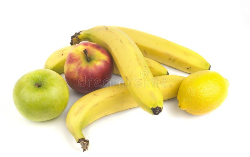 Mezcla de la fruta fotografía de archivo