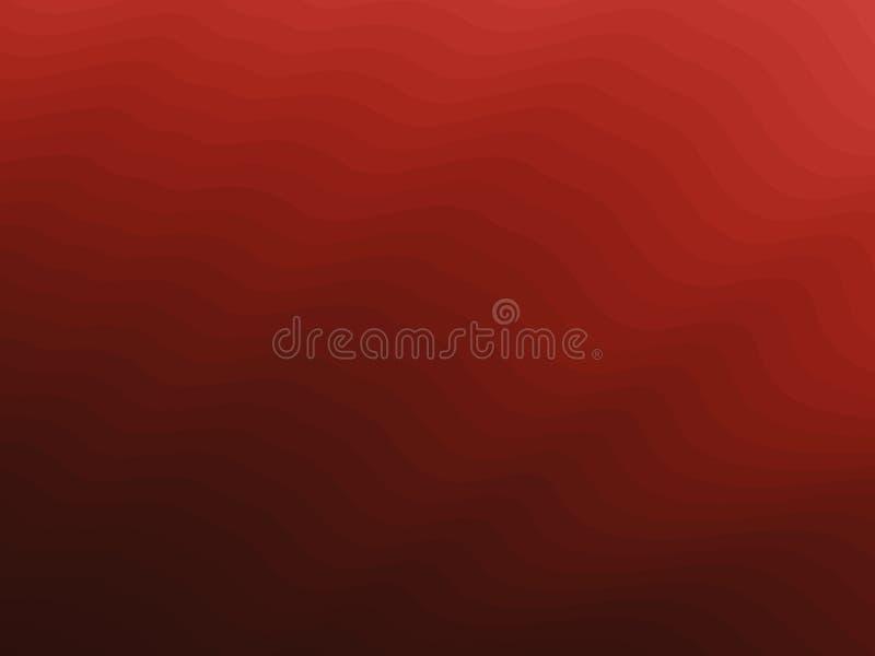 Mezcla-onda-rojo libre illustration