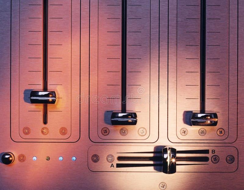 Mezclador imagen de archivo libre de regalías