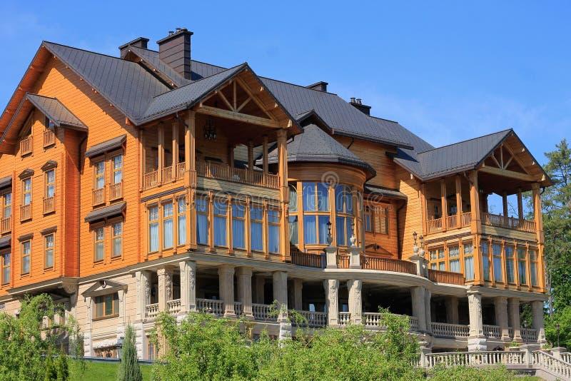 The Mezhyhirya Residence near the Kyiv, Ukraine stock images