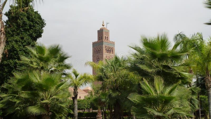 Mezquita - África fotografía de archivo