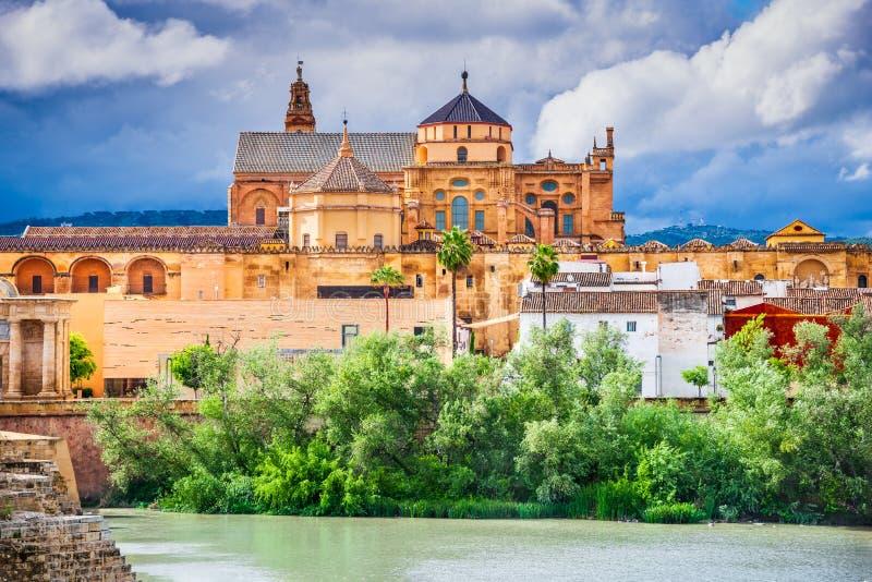 Κόρδοβα, Ανδαλουσία, Ισπανία στοκ εικόνες