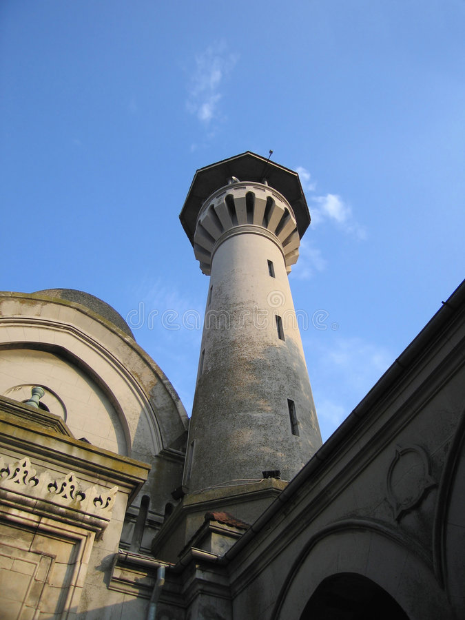 Download Mezquita foto de archivo. Imagen de antiguo, dios, allah - 1298850