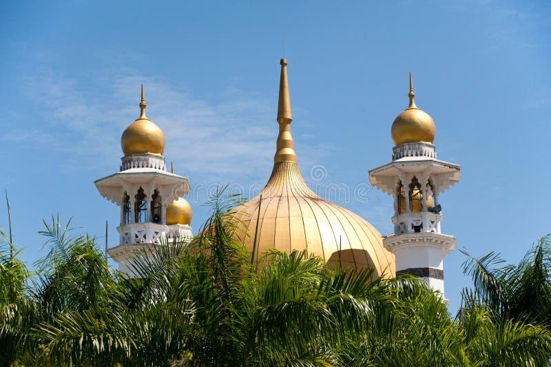 Mezquita 2 de Ubudiah fotografía de archivo libre de regalías
