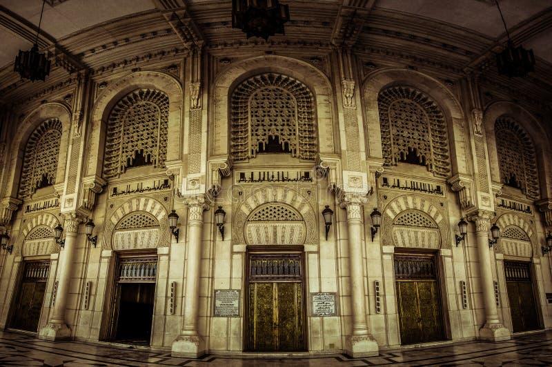 Mezquita foto de archivo libre de regalías