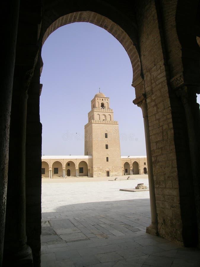 Mezquita fotografía de archivo libre de regalías