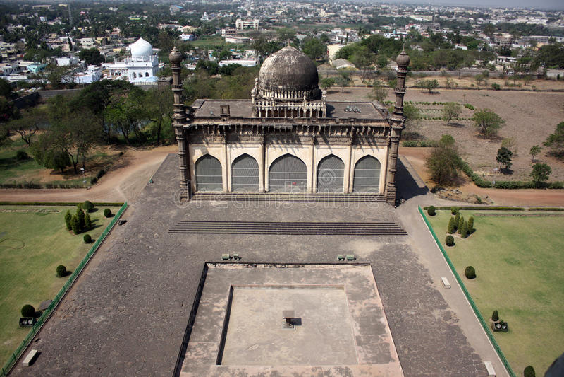 Mezquita antigua fotos de archivo libres de regalías