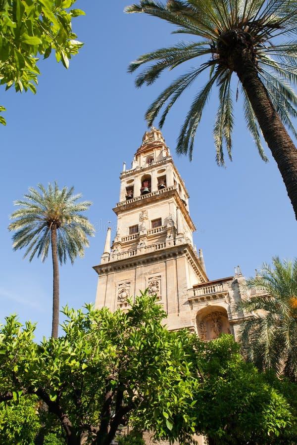 Download Mezquita Belltower, Cordoba Stock Image - Image: 19912861