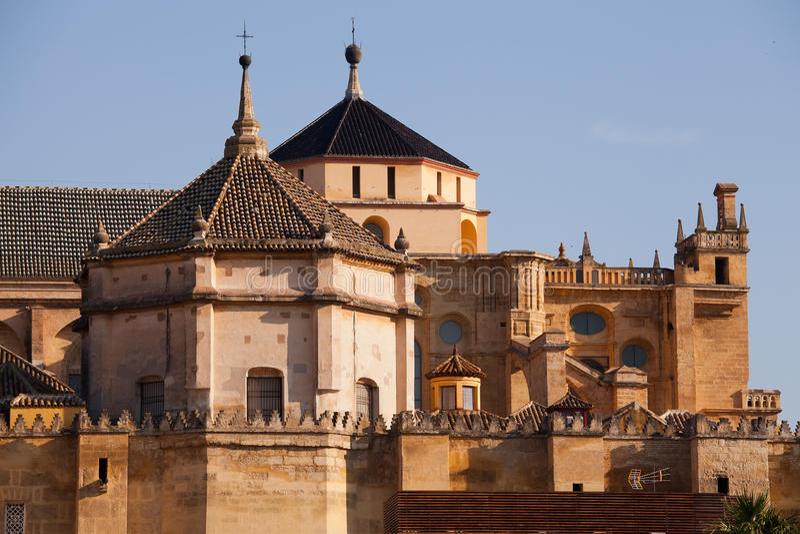 Download Mezquita, Cordoba stock image. Image of cross, spanish - 19912841
