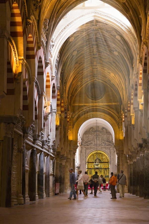 Mezquita Cordoba stock photos