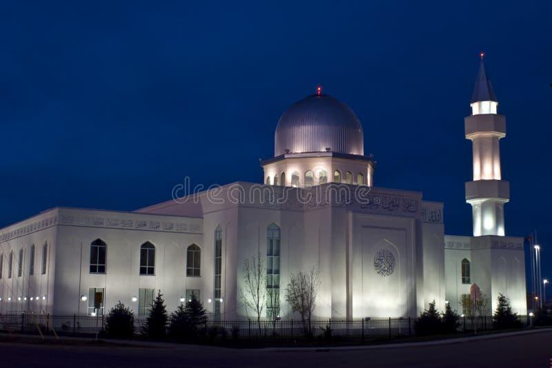 Mezquita de Baitunnur imágenes de archivo libres de regalías