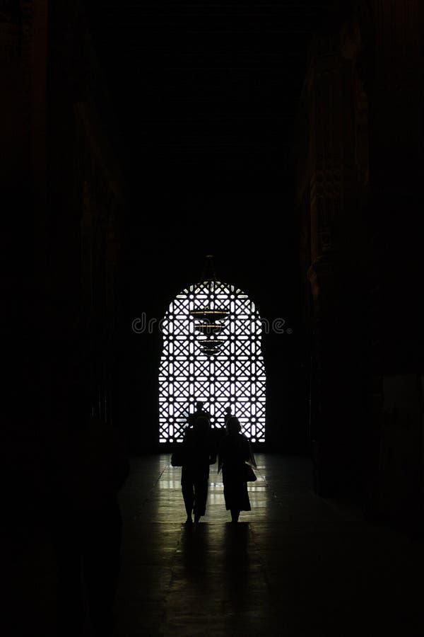 Mezquita De Córdoba Imágenes de archivo libres de regalías
