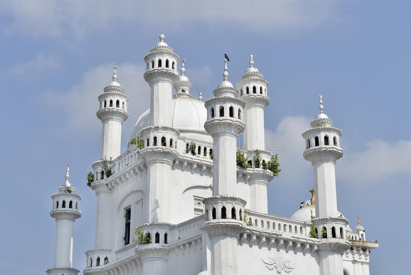 Mezquita de Dewatagaha, Colombo, Sri Lanka fotos de archivo