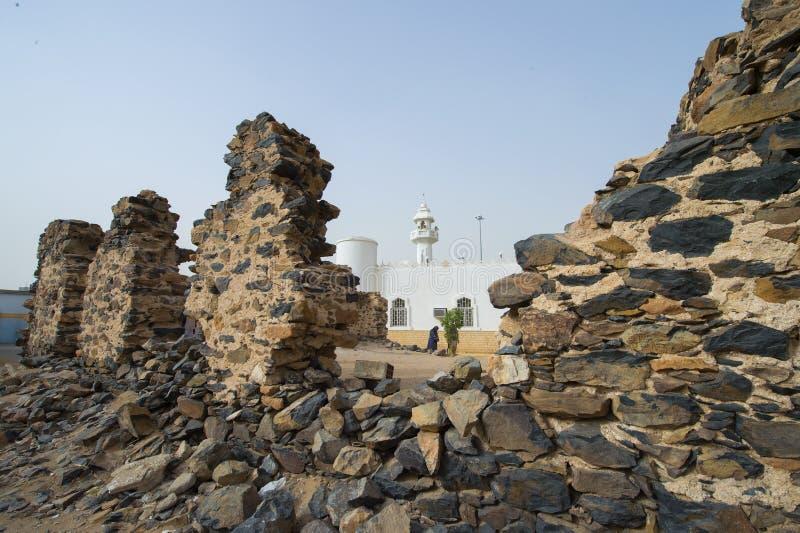 Mezquita de Hudaibiyah, La Meca, saudí árabe fotos de archivo