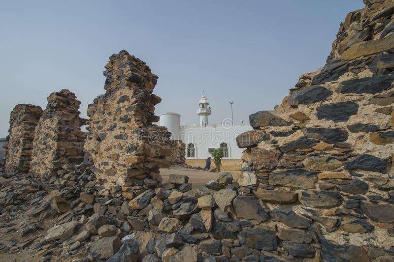 Mezquita de Hudaibiyah, La Meca, saudí árabe foto de archivo libre de regalías