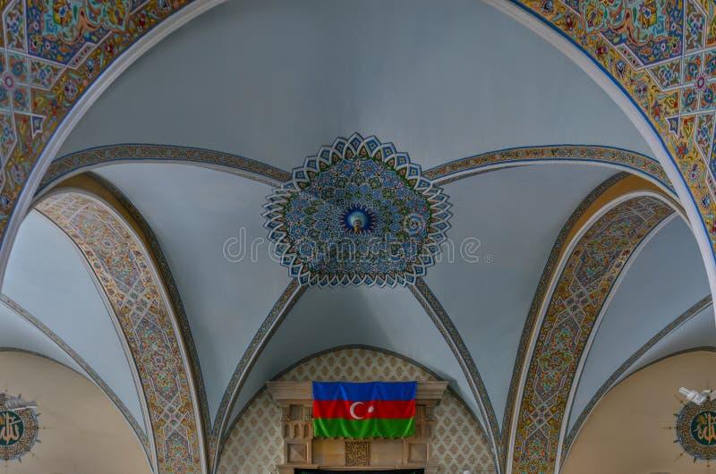 Mezquita de Juma - Baku, Azerbaijan fotos de archivo