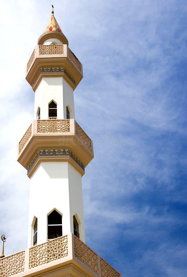Mezquita de Kepong fotografía de archivo libre de regalías