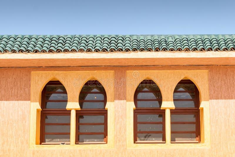 Mezquita de la ciudad de Tiznit, Marruecos imagenes de archivo