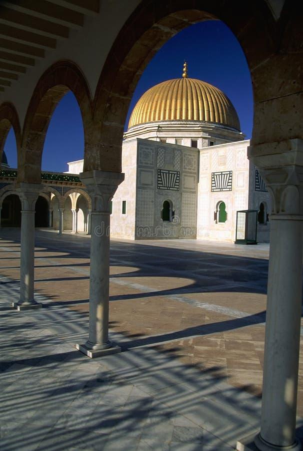 Mezquita de Monastir imágenes de archivo libres de regalías