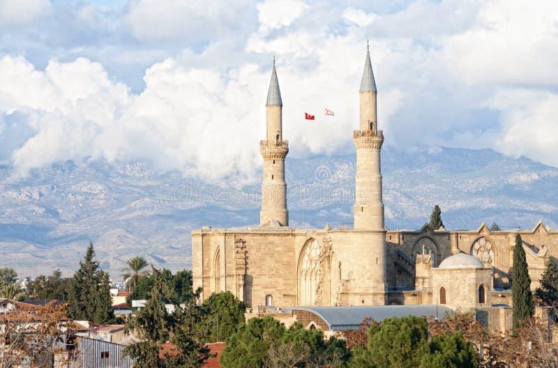 Mezquita de Selimiye foto de archivo libre de regalías