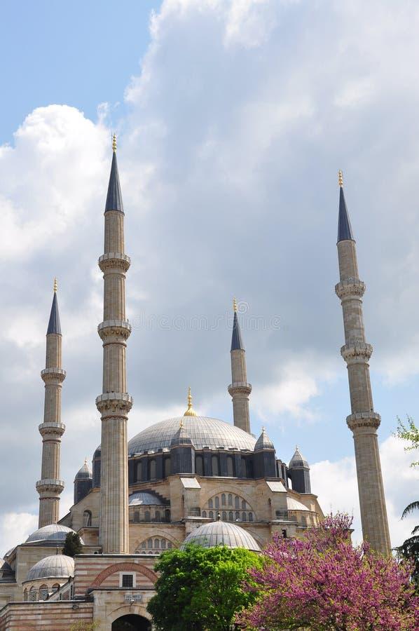 Mezquita de Selimiye foto de archivo
