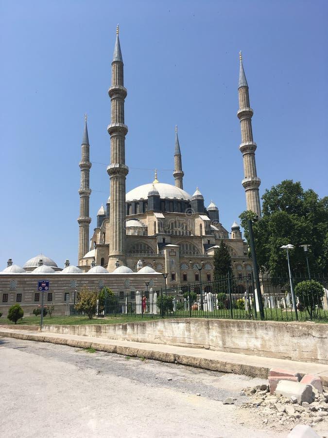 Mezquita de Selimiye fotos de archivo