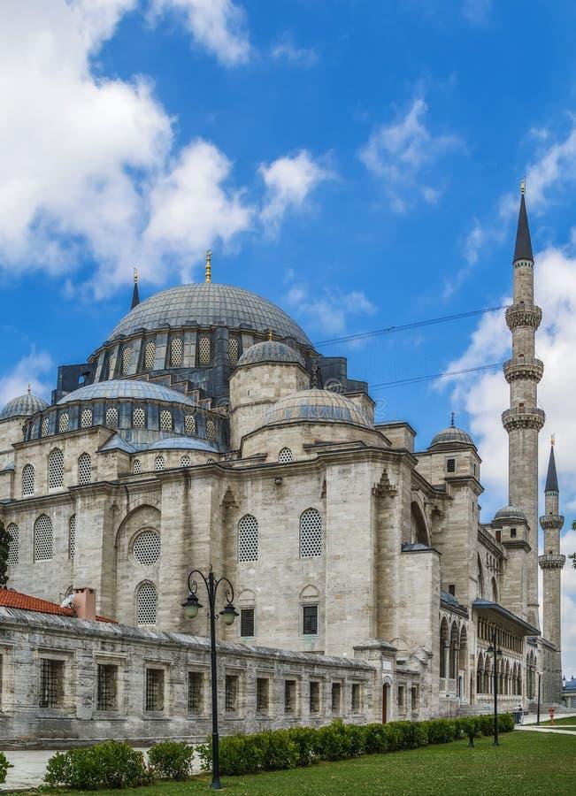 Mezquita de Suleymaniye, Estambul, pavo fotos de archivo libres de regalías