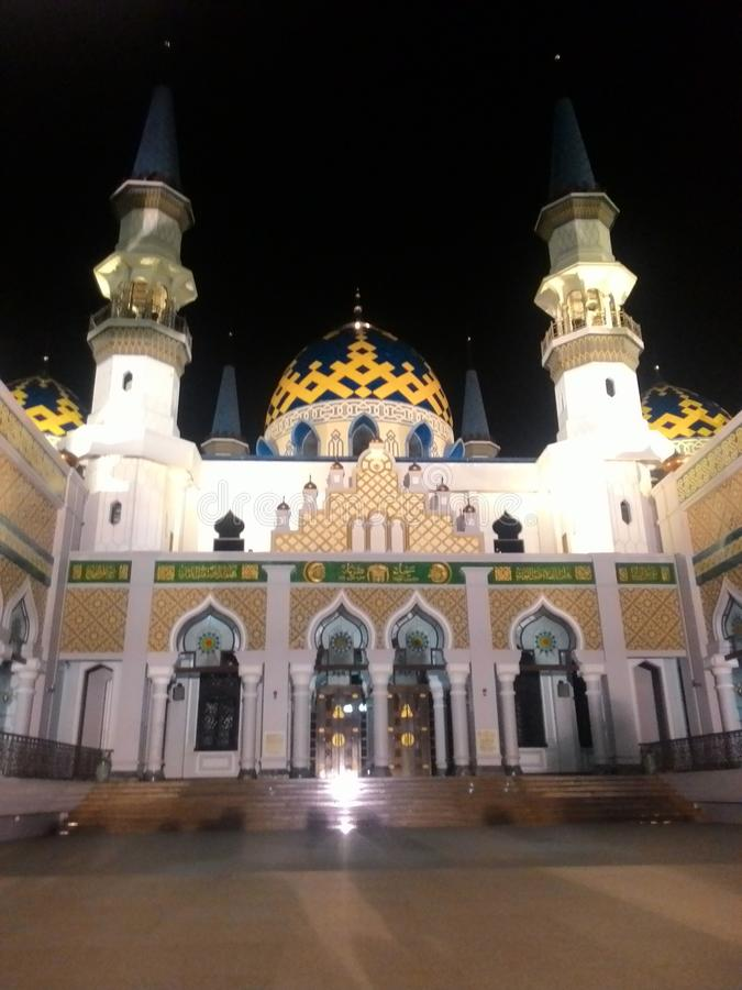 Mezquita de Tuban fotos de archivo libres de regalías