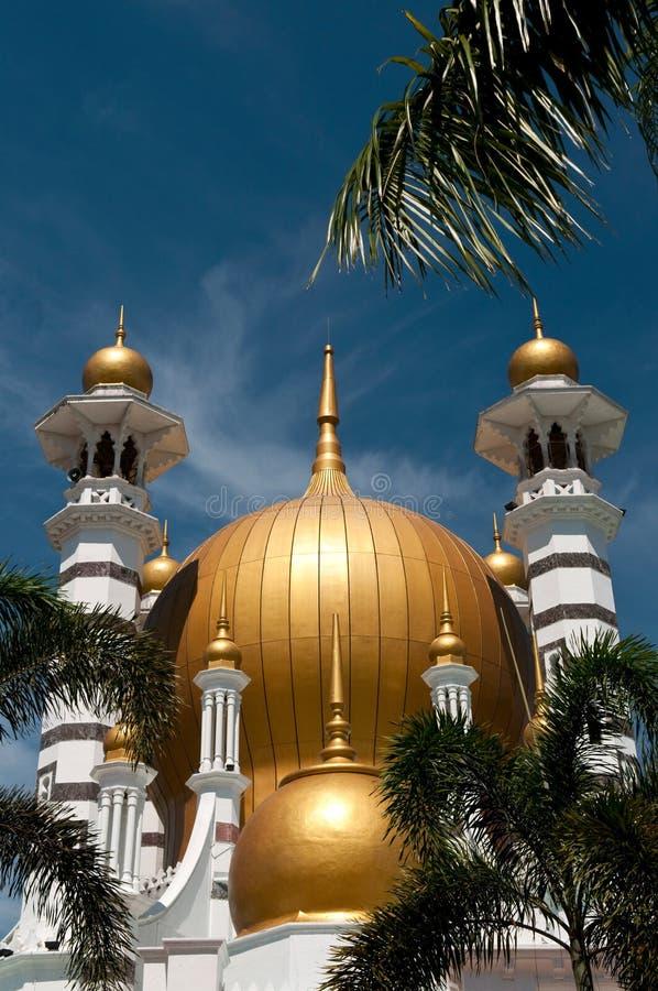 Mezquita de Ubudiah imágenes de archivo libres de regalías